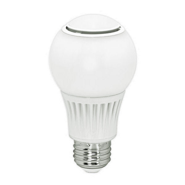 Dimmable LED - 9.8 Watt - A19 - 60 Watt  Equal Image