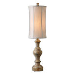 Uttermost 29541 - Wooden Buffet Lamp Image
