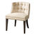 Uttermost 23049 - Tufted Slipper Chair