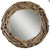 Uttermost 05024 - Round Teak Wood Wall Mirror Thumbnail