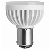 GBF - R12 - LED - Elevator Light - DC Bayonet Base - 2 Watt - 12 Volt - 2700K Soft White - 125 Lumens - Litetronics LP02E44FL2