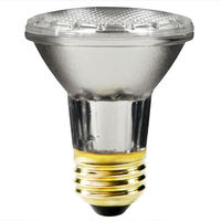 PAR20 - 39 Watt - 50 Watt Equivalent - Halogen Lamp - Narrow Flood - 1500 Life Hours - 530 Lumens - 2900 Kelvin - 130 Volt - Satco S2328