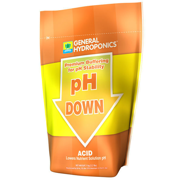 pH Down - 2.2 lbs. Image
