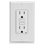 15 Amp Receptacle - AFCI Outlet Image