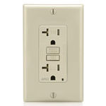 20 Amp Receptacle - AFCI Outlet Image