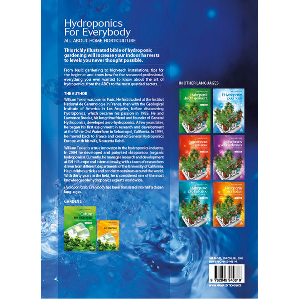 Hydroponics for Everybody - Paperback Image
