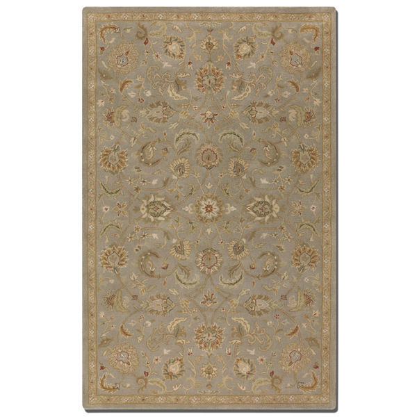 Uttermost 73024-8 - Light Gray Wool Rug - 8 ft. x 10 ft. Image