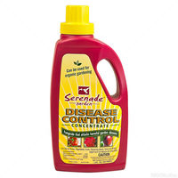 1 qt. - Serenade - Garden Disease Control Concentrate - Mold and Mildew Control - Organic Fungicide Solution - 704345
