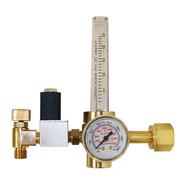 CO2 Regulator System Image