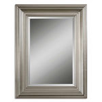 Uttermost 14133 B - Large Wood Wall Mirror Image