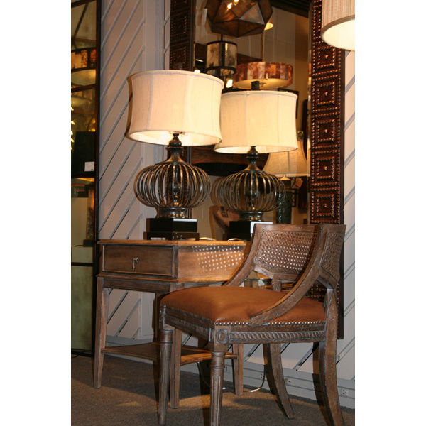 Uttermost 23122 - Armless Chair Image