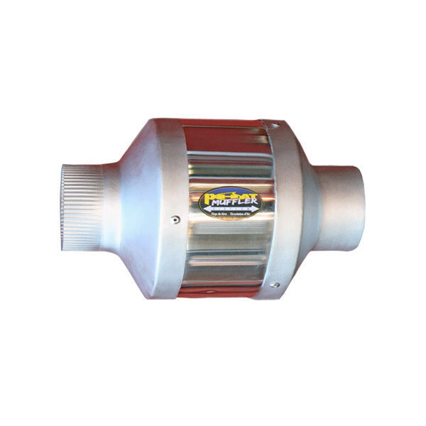 Duct Muffler - 4 in. Image