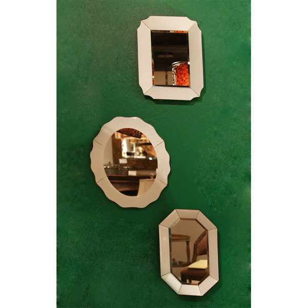 Uttermost 08111 - (Set of 3) Frameless Wall Mirrors Image
