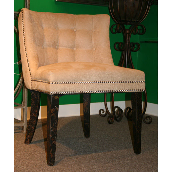 Uttermost 23049 - Tufted Slipper Chair Image