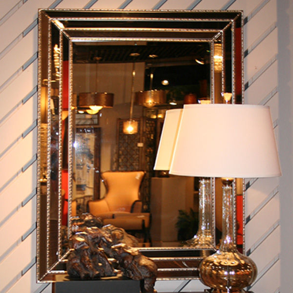 Uttermost 14465 - Antique Wall Mirror Image