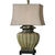 Uttermost 26545 - Crackled Table Lamp