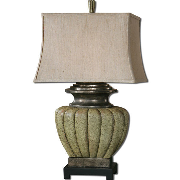 Uttermost 26545 - Crackled Table Lamp Image