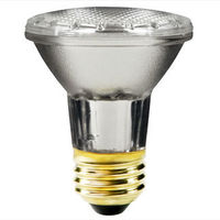 38 Watt - PAR20 - 50 Watt Equivalent - Flood - Halogen - 2,500 Life Hours - 500 Lumens - 120 Volt