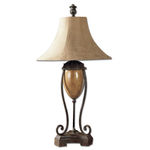Uttermost 26623 - Porcelain and Metal Table Lamp Image
