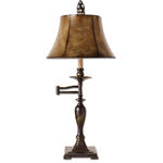 Uttermost 26628 - Swing Arm Table Lamp Image