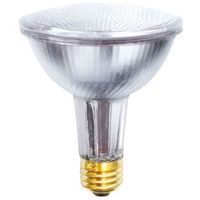 PAR30 Long Neck - 60 Watt - 75 Watt Equivalent - Halogen Lamp - Flood - 2000 Life Hours - 1070 Lumens - 2900 Kelvin - 120 Volt - Ushio 1003843