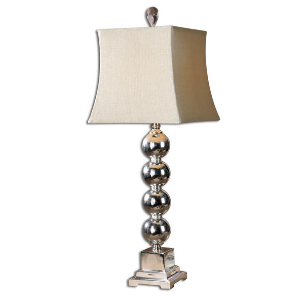 Uttermost 26689 - Stacked Spheres Table Lamp Image