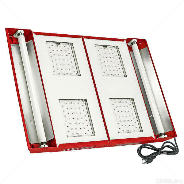 SolarStorm 880 LED Grow Light with UVB Image
