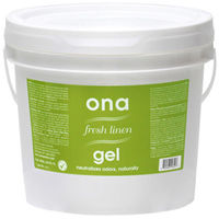 1 gal. - Ona Gel Pail - Fresh Linen - Use with Breeze Dispenser - Odor Neutralizer - ON10040