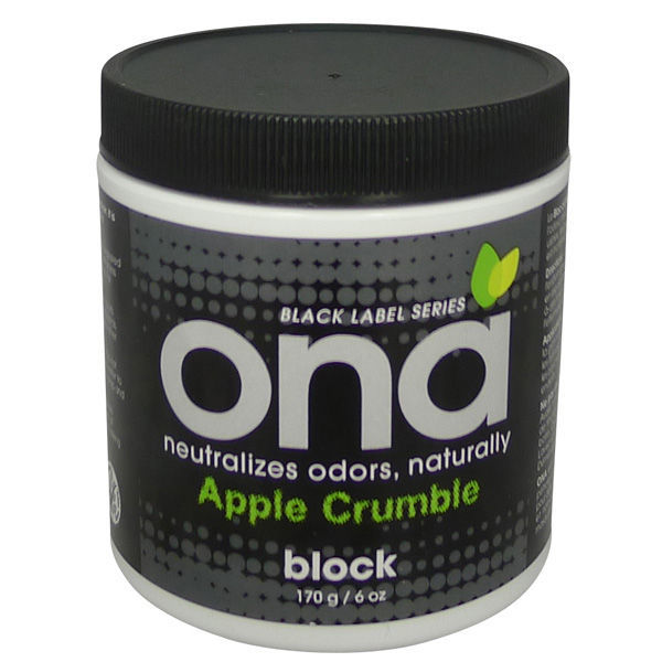Ona Block - Apple Crumble - 6 oz. Image