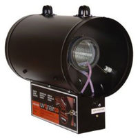 8 in. - In-Line Corona Discharge - Uvonair Ozone Generator - Rooms Up To 20,000 cu.ft. - 120 Volts - 24 Watts - OECD800