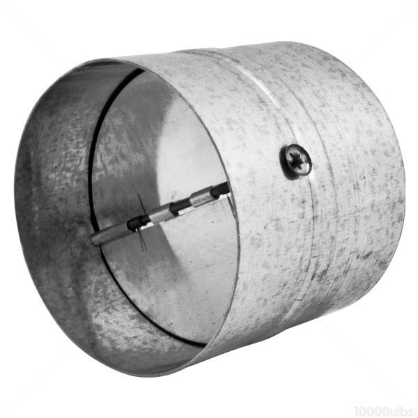 4 in. Backdraft Damper Image