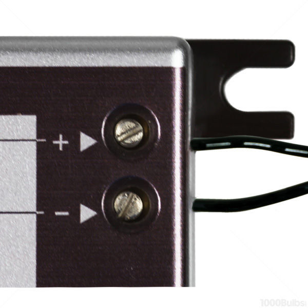 6 in. Driver Adapter - Connects LED Driver to 12 or 24 Volt LED Controller Image