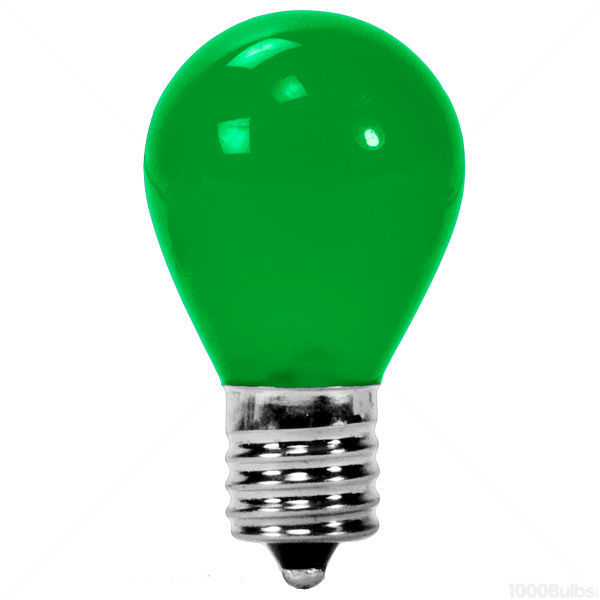 LED - S11 - Green - Diogen LBS11-I-GR Image