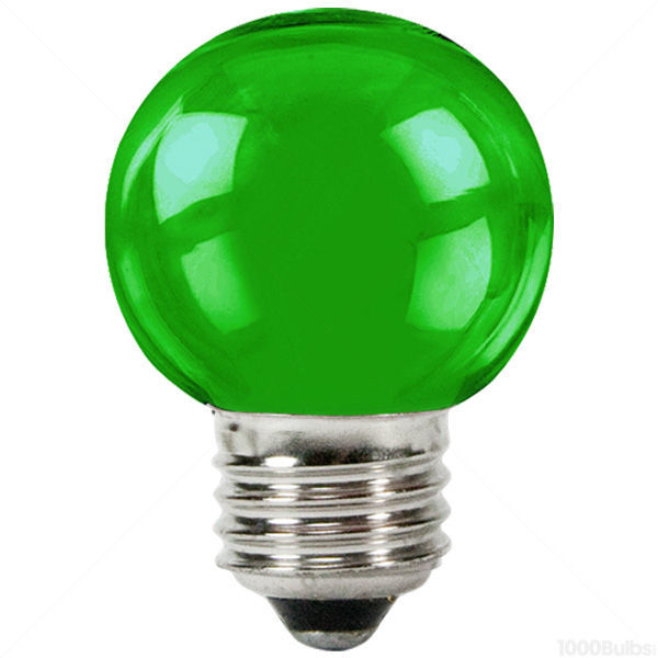 0.3 Watt - LED - G16 Globe Image
