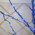 (48) LED - 3 Blue Stem Twig Lights