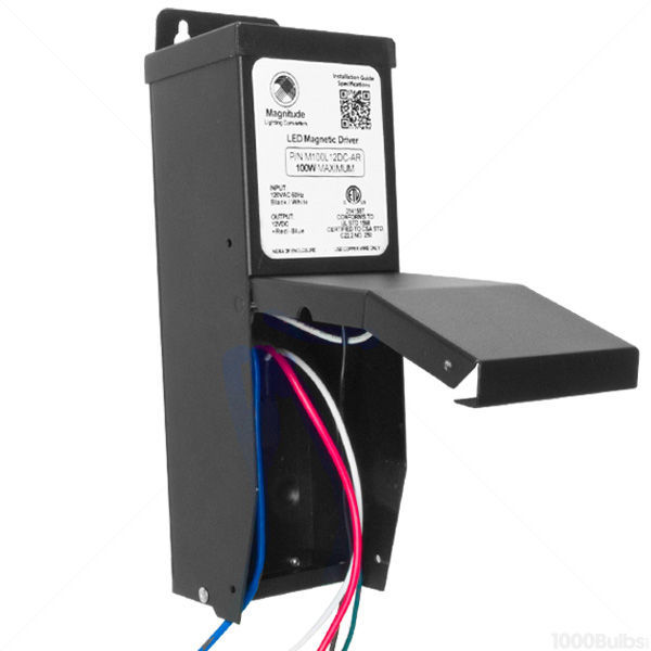 LED Driver - Dimmable - 12 Volt - 0-100 Watt Image