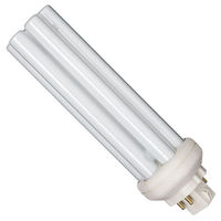 Philips 22022-8 - PL-T XEW 32W/835/4P ALTO 27W - 27 Watt - 4 Pin GX24q-3 Base - 3500K - CFL
