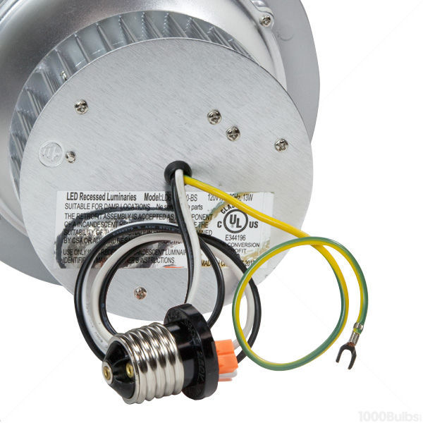 575 Lumens - 12W LED - Downlight - 65W Equal Image