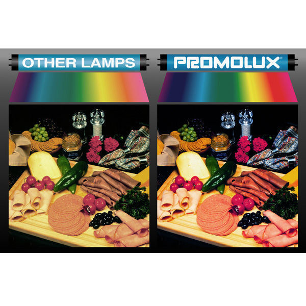 Promolux C11196-4 - Produce and Meat Lamp - F96T12 Image