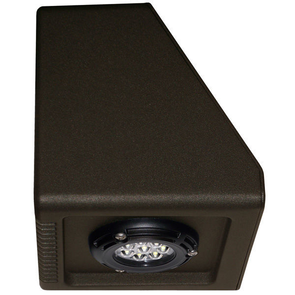 LED - Full Cutoff Wall Pack - 12 Watt - 1345 Lumens Image