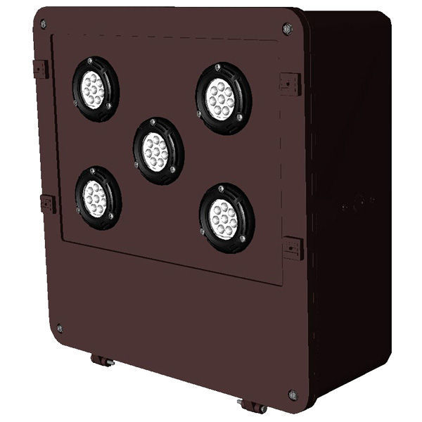LED Flood Light Fixture - 60 Watt Image