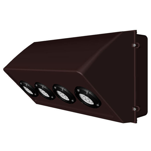 LED Wall Pack - 48 Watt - 5380 Lumens Image