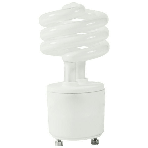 T2 Spiral CFL - 13 Watt - 60W Equal - 4100K Cool White Image