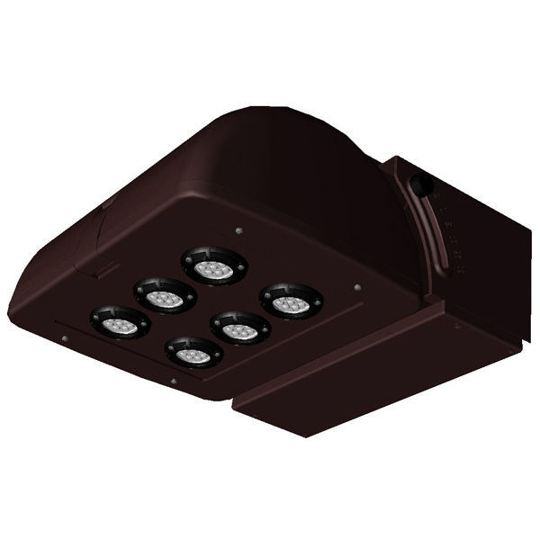 LED Flood Light Fixture - 72 Watt Image