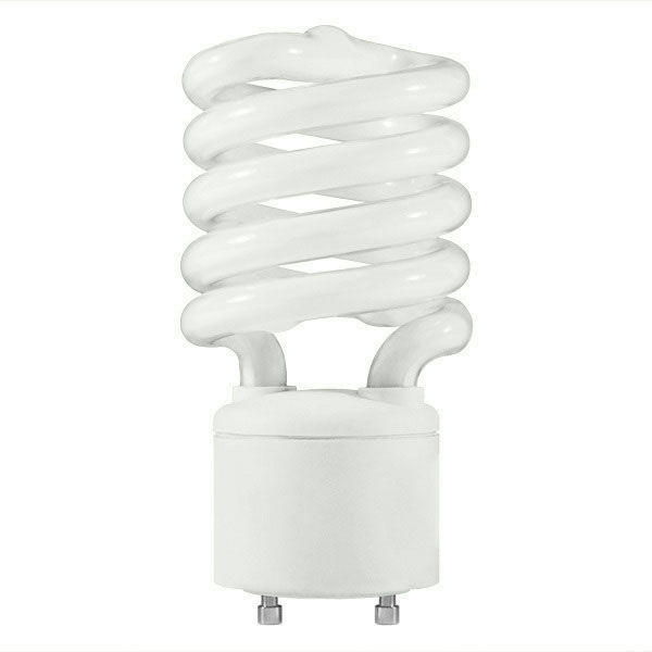 Spiral CFL - 27 Watt - 100W Equal - 2700K Warm White Image