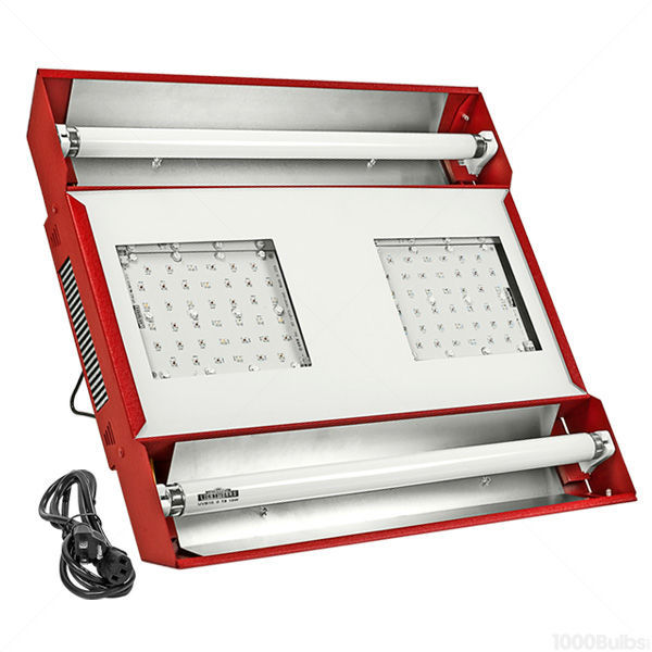 SolarStorm 440 LED Grow Light with UVB Image