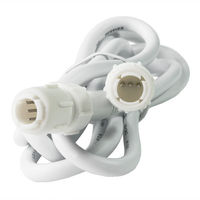 1/2 in. - Rope Light Universal Extension - Length 6 ft. - 3 Wire - Signature 13MM-3W-6-U-KIT