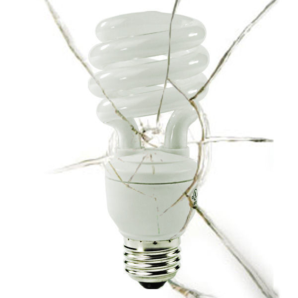 Spiral CFL - 20 Watt - 75W Equal - 2700K Warm White Image