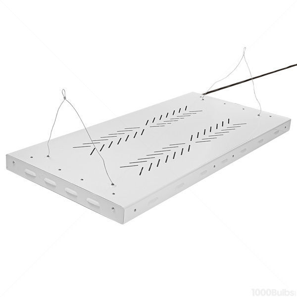 Sun Blaze T5 VHO 48 - 4 ft. - 8 Lamp  - F95T5-VHO - Fluorescent Grow Light Fixture Image