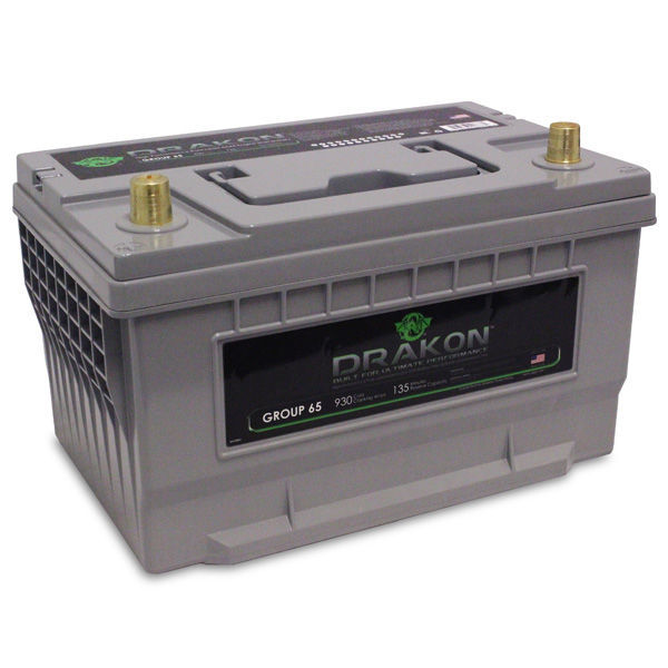 BCI Group 65 - 12 Volt - 69 Ah - AGM Battery Image